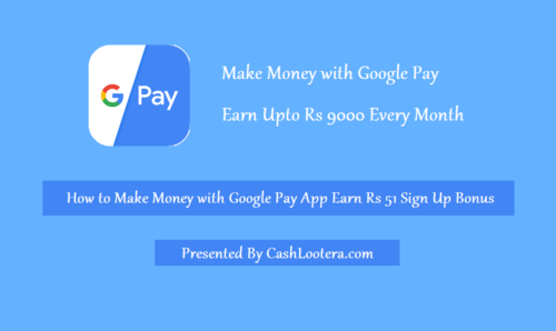 make money with google pay