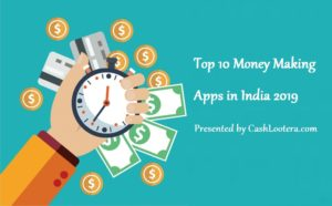 Money Making Apps 2019