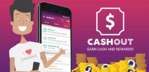 CashOut app Referral Code