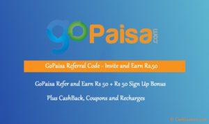 GoPaisa Referral Code