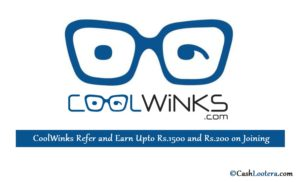 Coolwinks Refer and Earn