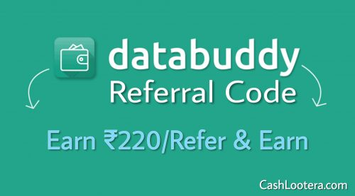 DataBuddy Referral Code
