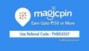 Magicpin Referral Code