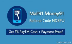 Money91 App