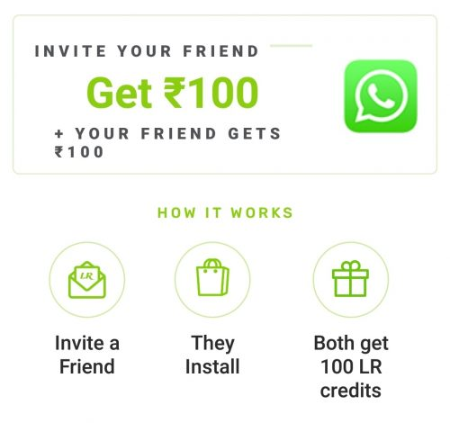 LimeRoad Refer and Earn