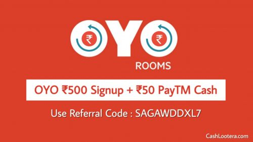 Oyo Referral