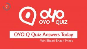 Oyo Q Quiz