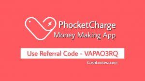PhocketCharge App