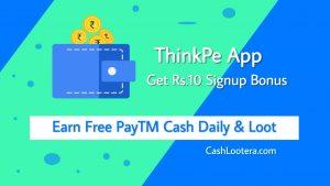 ThinkPe App