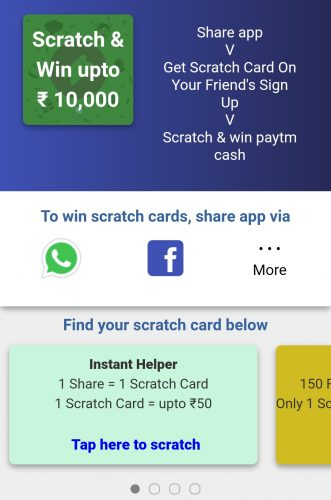 WorkIndia Refer and Earn