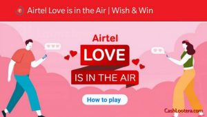 Airtel Love is In The Air Offer