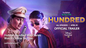 Hotstar Hundred Web Series