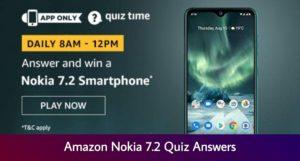 Amazon Nokia Quiz