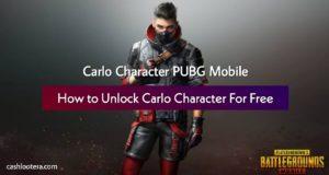 Carlo Character