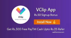 VClip app