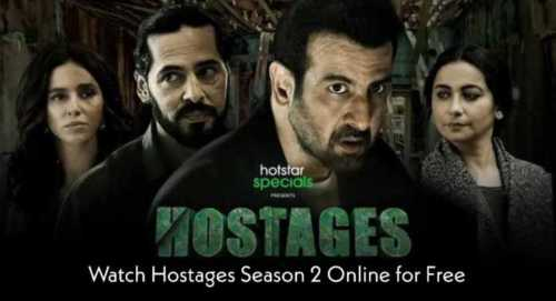 Hostages Season 2 Hotstar
