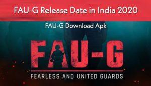 FAU-G Game Release Date
