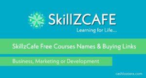 Skillzcafe Free Courses