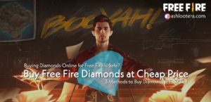 Buy Free Fire Diamonds
