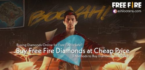 Buy Free Fire Diamonds
