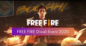 Free Fire Diwali Event