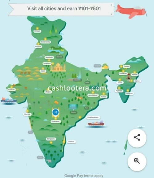 Go India Full Map
