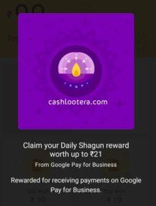Google Pay Har Din Diwali Stamps