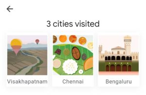 Google Pay Go India Offer City