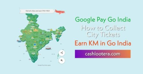 Google Pay Go India Full Map