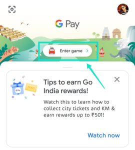 How to Play Google Pay Go India