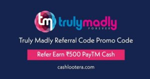 Truly Madly Promo Code