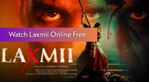 Watch Laxmmi Bomb Online