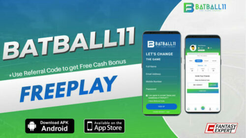 BatBall11 Play Fantasy Cricket
