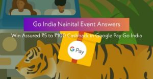 Google Pay Nainital Event