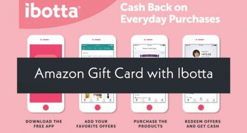 Amazon Gift Card Free Ibotta