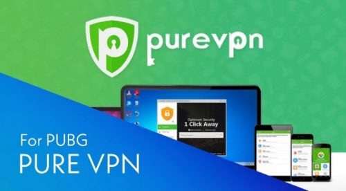 Pure VPN for PUBG