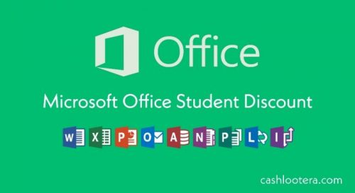 Microsoft Office Student Discount