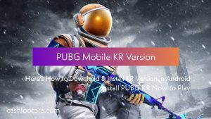 Pubg Mobile Kr Version