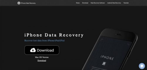 iOS Data Recovery Apps