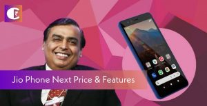 Reliance Jio Phone Next