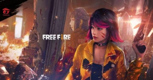 Kelly the Swift Free Fire Character