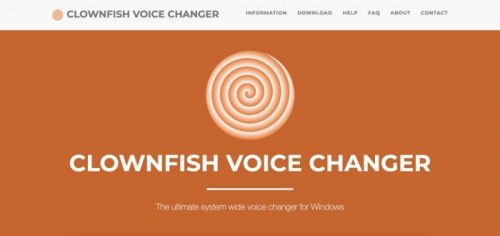 Voice Changer for Discord