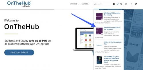 How to Get Windows 10 Student Discount