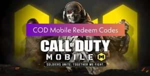 Call of duty redeem